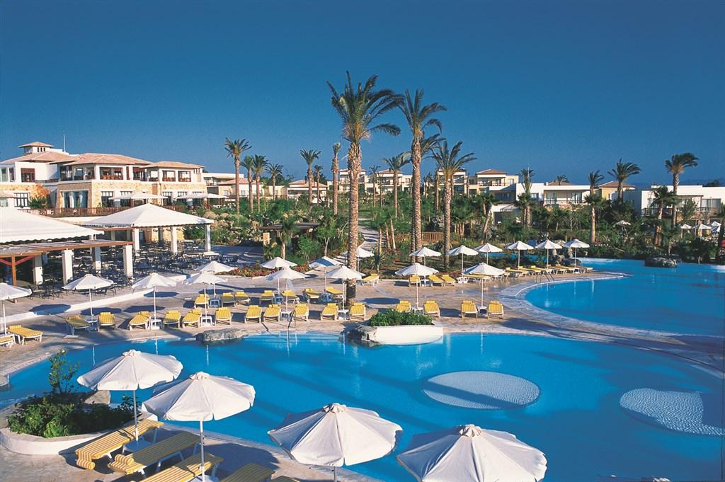 Řecko, Kos, Psalidi, Hotel Grecotel Kos Imperial, bazén