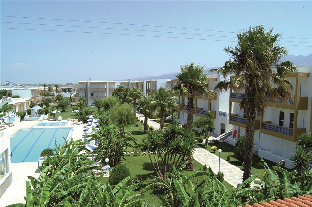 Řecko, Kos, Marmari, Apartmány Giakalis