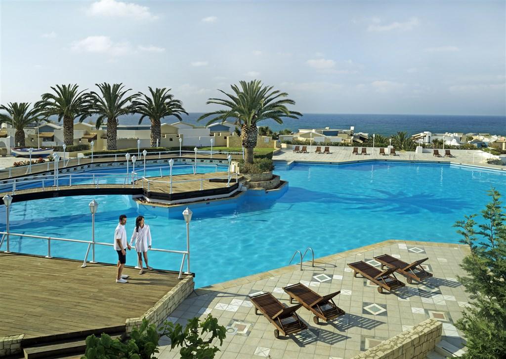 Řecko, Kréta, Hersonissos, Hotel Aldemar Knossos Royal Village