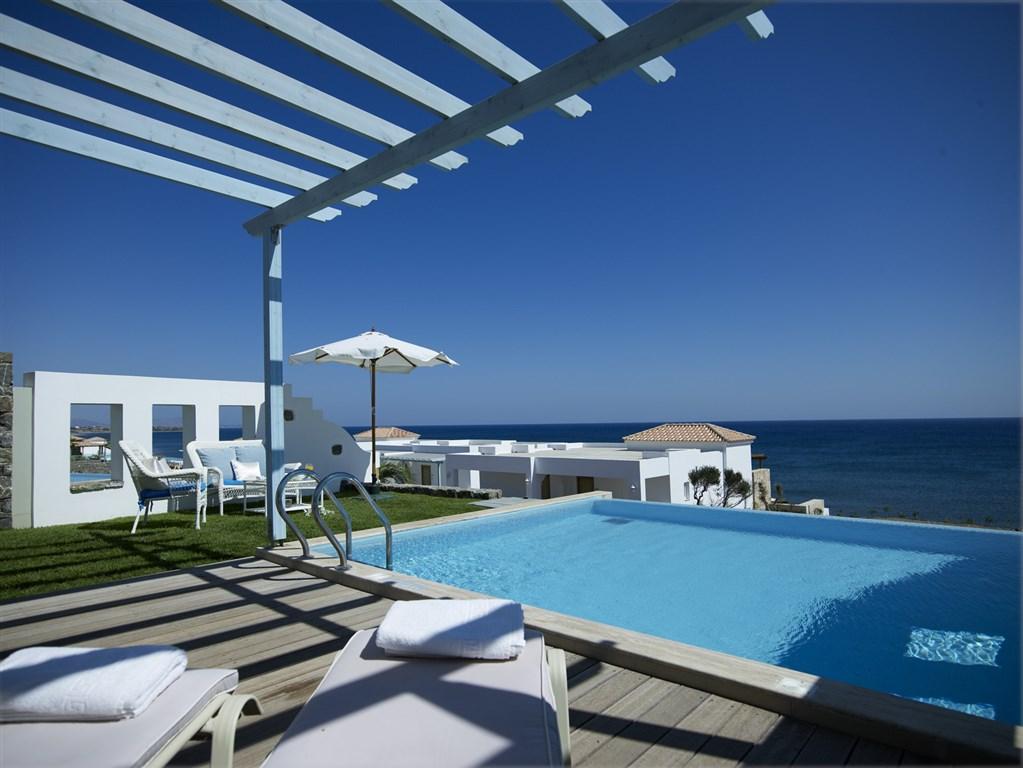 Řecko, Rhodos, Lachania, Hotel Atrium Prestige