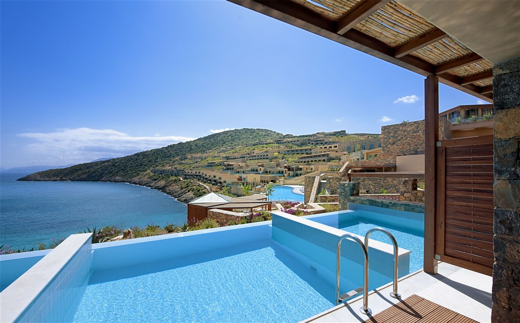 Řecko, Kréta, Agios Nikolaos, Hotel Daios Cove Luxury Resort and Villas