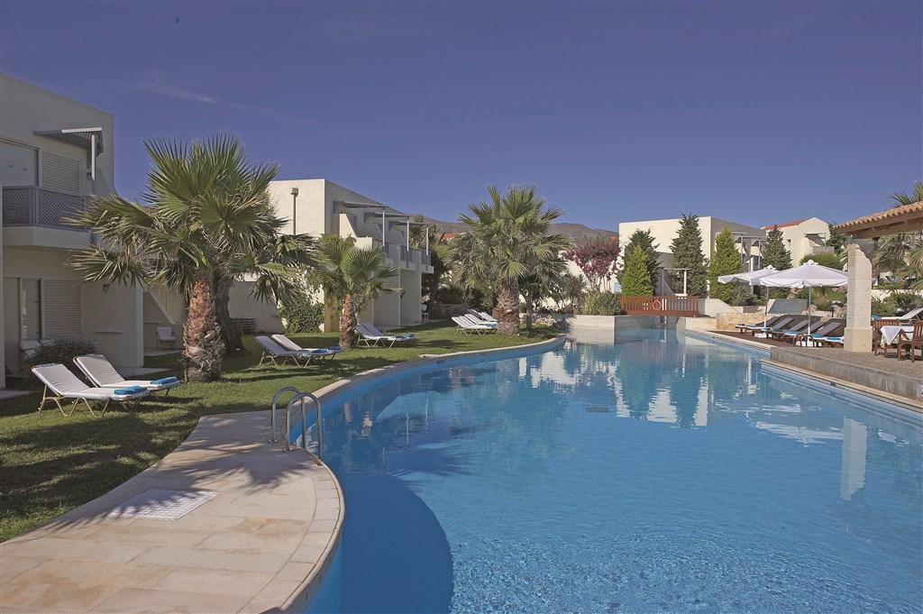 Řecko, Kréta, Malia, Hotel Cretan Malia Park