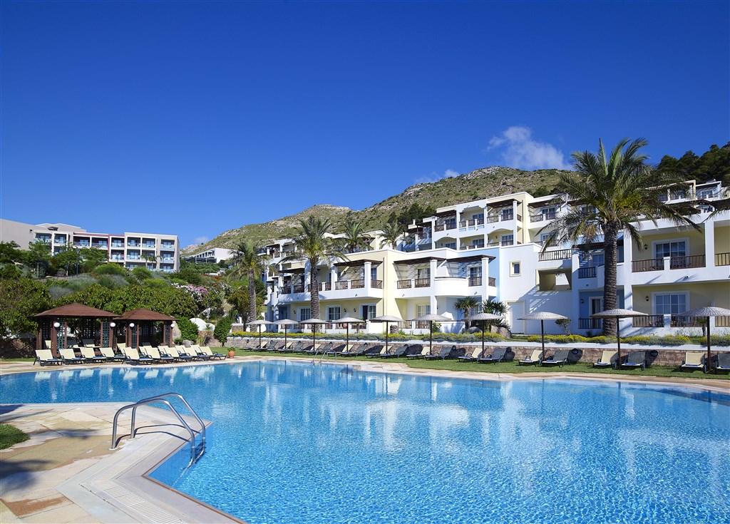 Řecko, KOs, Agios Fokas, Hotel Dimitra Beach