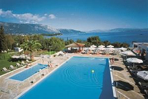 Řecko, Korfu, Dassia, Hotel Dassia Chandris