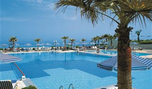Řecko, Kréta, Rethymno, Hotel Grecotel Creta Palace, bazén