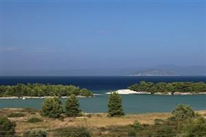 Řecko, Chalkidiki, pohoda v ouzeri