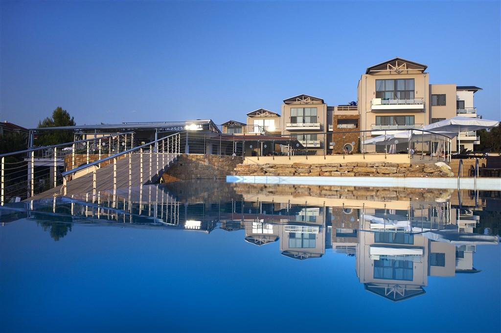 Řecko, Chalkidiki, Kassandra, Nea Potidea, Hotel Istion Club