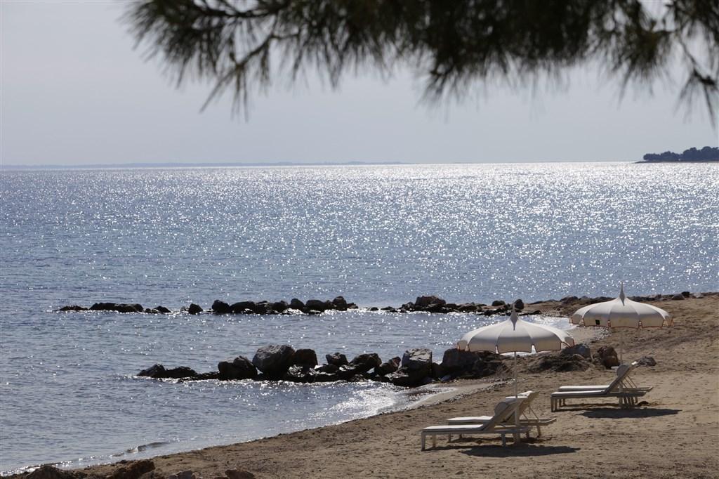 Řecko, Chalkidiki, Nikiti, Hotel Danai Beach Resort and Village